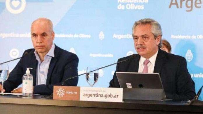 Horacio Rodríguez Larreta pelea por la coparticipación en CABA