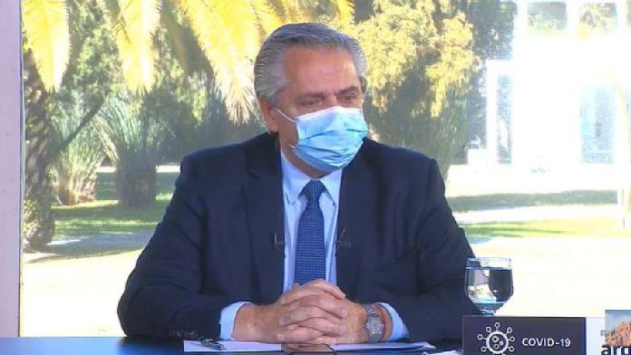 Alberto Fernández y las PASO