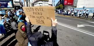 Argentina se está despertando