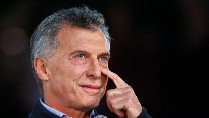 Se enojó Mauricio Macri