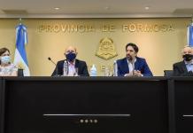 Formosa no será intervenida por la Nación