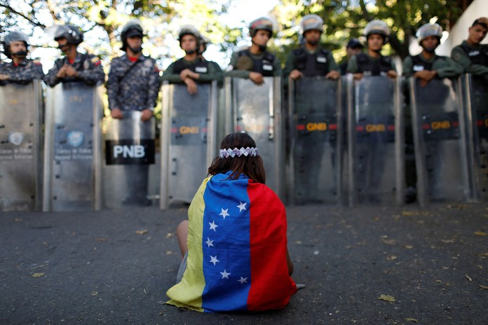 Venezuela y la represión a la oposición