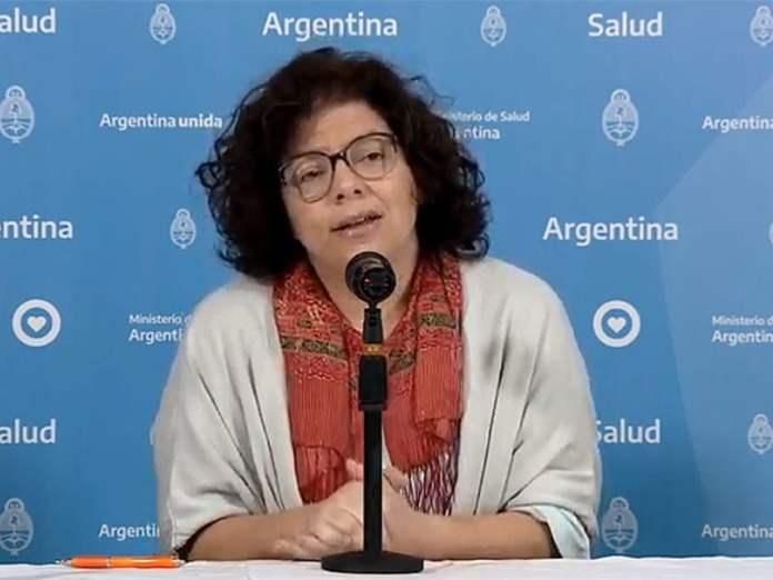 Alberto Fernández contra Carla Vizzotti
