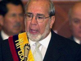 Gustavo Noboa Bejarano dolarizó Ecuador
