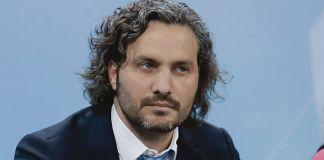 Santiago Cafiero y los Derechos Humanos
