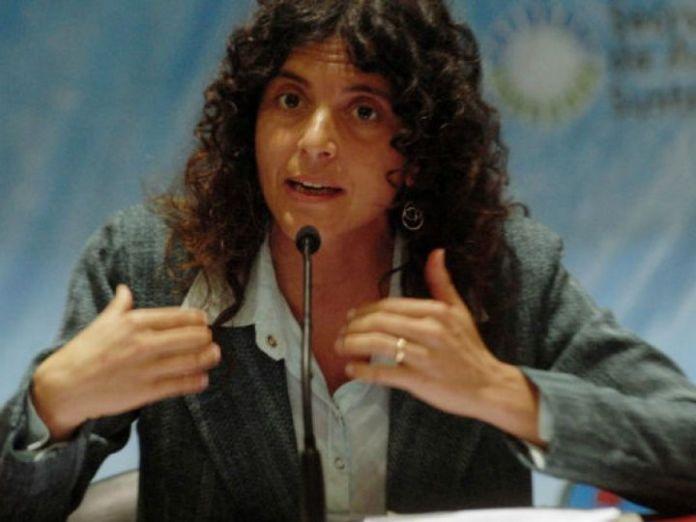 Romina Picolotti reside en Miami