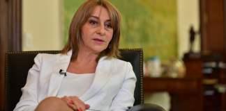 Alejandra Gils Carbó está en problemas
