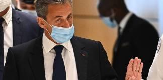 El expresidente de Francia, Nicolas Sarkozy fue condenado