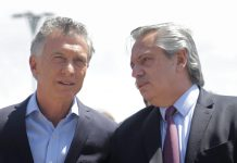 Polémica derogación de Alberto Fernández