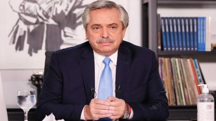 Alberto Fernández y las restricciones