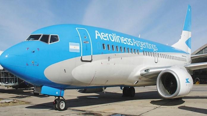 Aerolíneas Argentinas recorta vuelos