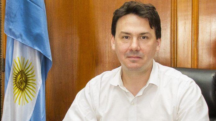 Federico Basualdo respondía a CFK