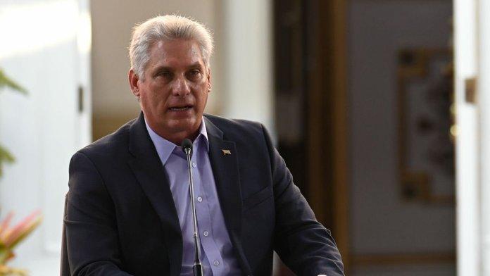 Reunión entre Cuba y Argentina