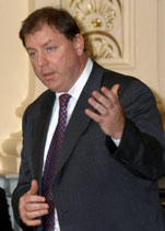 Liberal State Party Boss, Assemblyman Joe Cryan