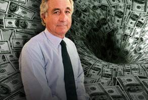 Ponzi Schemer Bernie Madoff