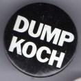 Dump Koch Button