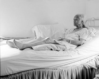 The Notion Of Family by LaToya Ruby Frazier. Pg