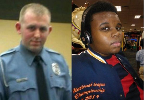 Darren Wilson - Michael Brown