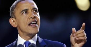 President Obama going left