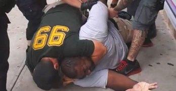 Eric Garner Kill by police officer Daniel Pantaleo