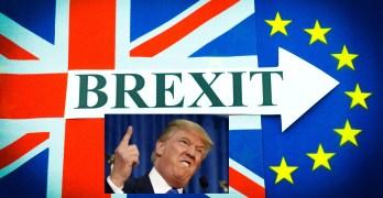Brexit Donald Trump