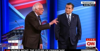 Message to Trump supporters on Obamacare - You get sick too (VIDEO)