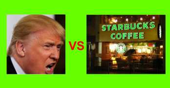 Trump Starbucks