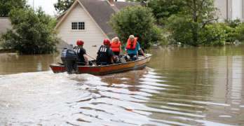 Will hurricanes Harvey and Irma end Conservatives wish to kill government