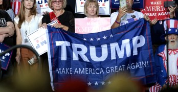 Let's listen to and help Trump voter realize Trump is screwing them