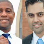 Steve Brown - Sri Preston Kulkarni Congressional District 22 Candidates