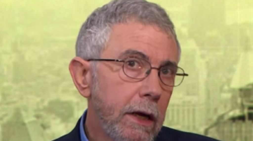 Paul Krugman exposed the con in Republican conservatism 2