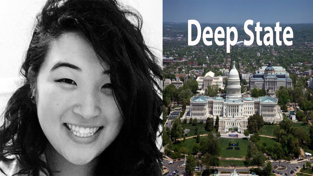 Constance C. Luo - Deep State