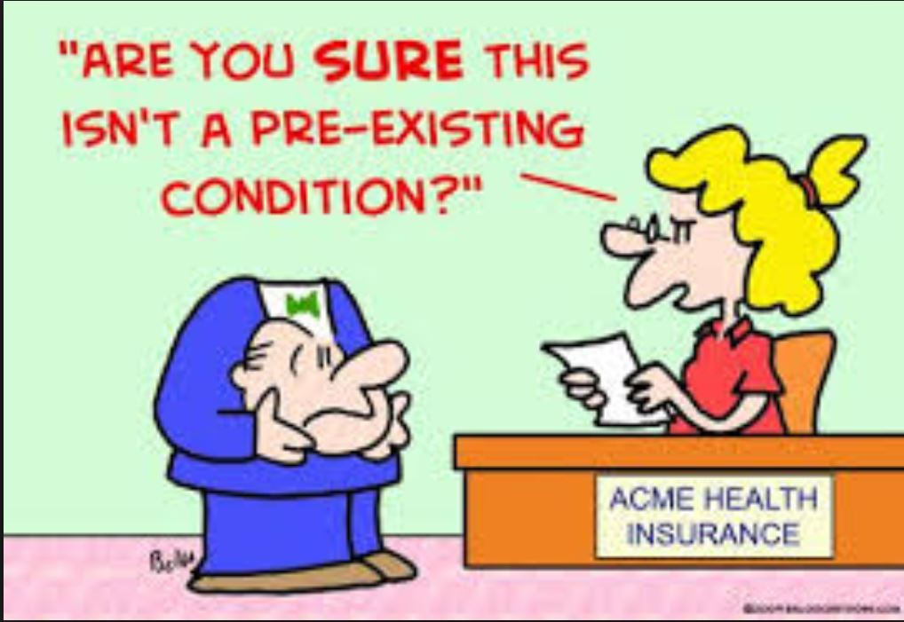 preexisting conditions