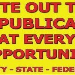 Vote out every Republican