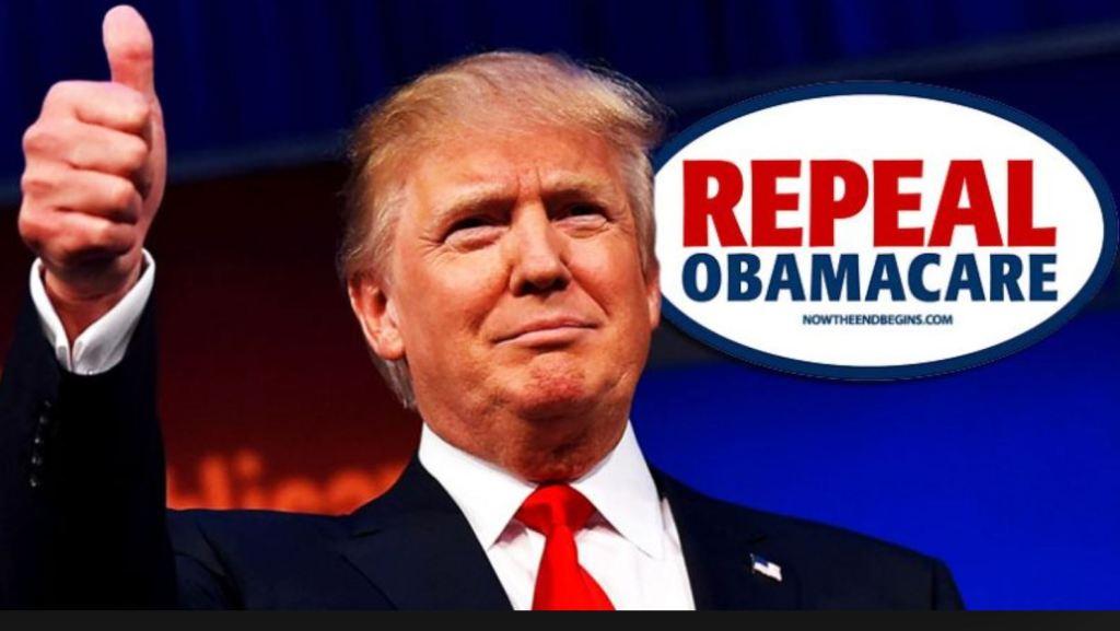 Trump Obamacare