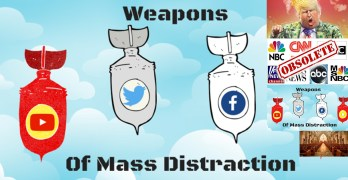 Mass Distraction