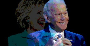 The Hillaryfication of Joe Biden has already begun pixel