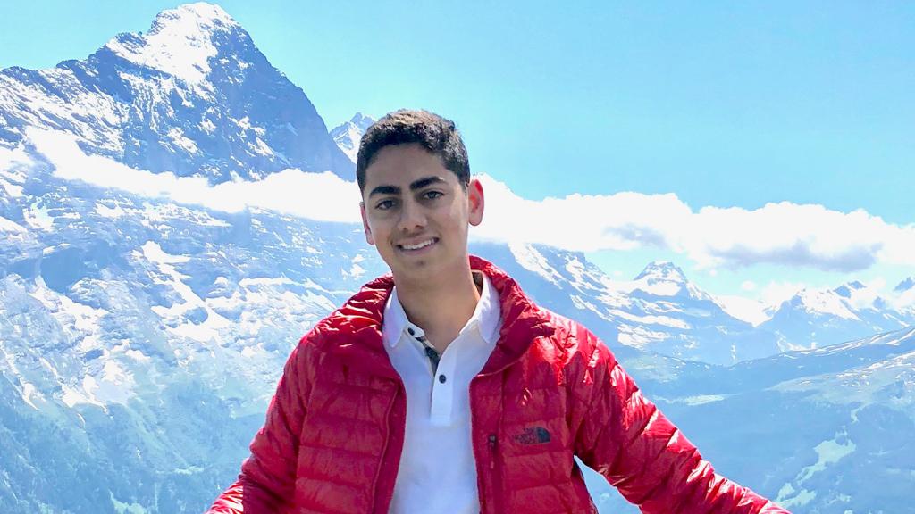 Climate Activist Arjun Marwaha