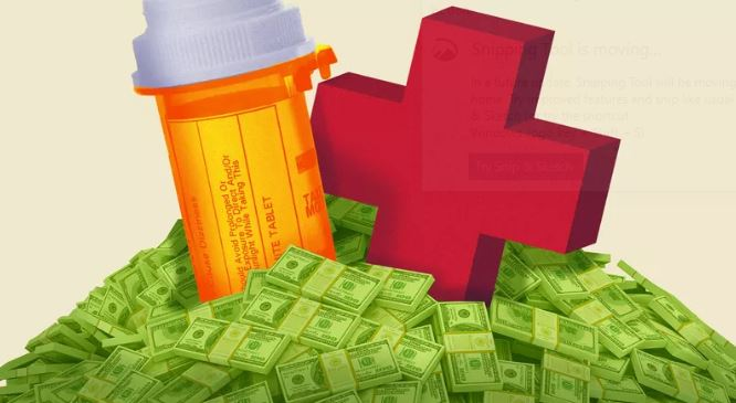 Axios Health Care Profits Medicare For All