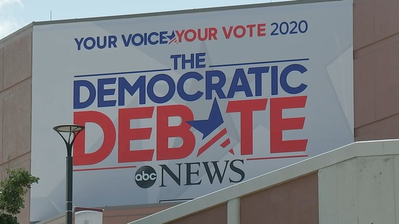 Let's talk about what we want out of the Democratic Debate in Houston, Texas