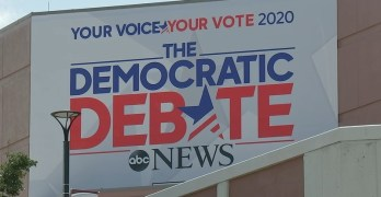 Democratic Debate Texas Southern University TSU