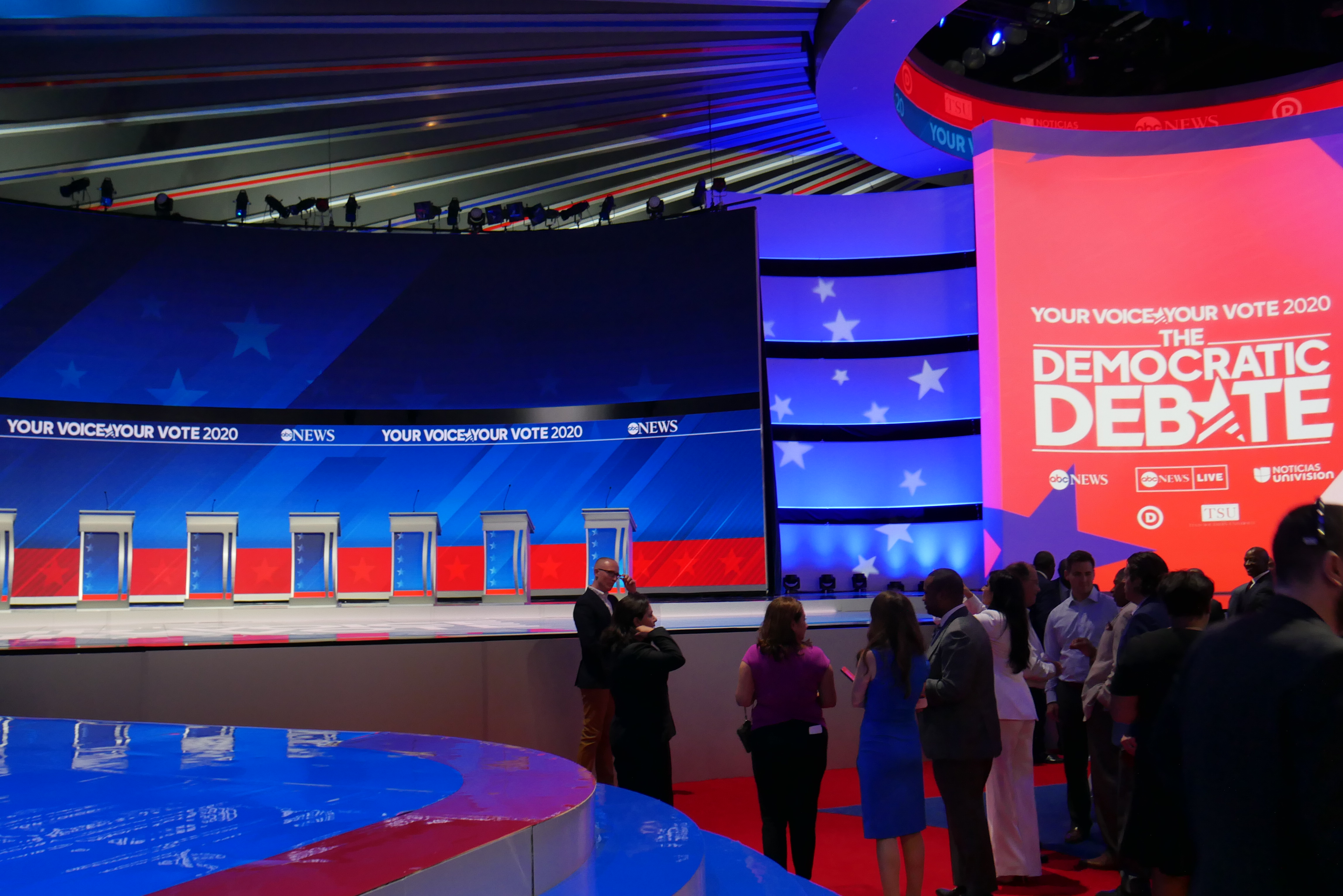 This is what I think about the Democratic Debate in Houston, Texas