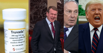 Privileged Bloomberg, Big Pharma fraud suit, Sen. Bennet fumbles, Trump triangulation