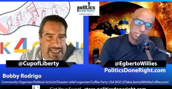 Bobby Rodrigo interview