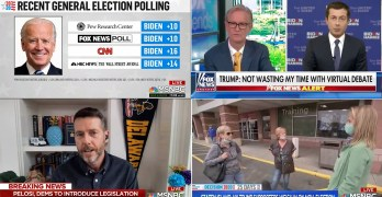 Election 2020 is clear now. It is for the Democrats to take if they vote
