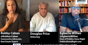 Robby Caban & Doug Price on bank foreclosure on a transitional housing facility & gentrification