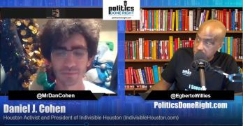 Daniel Cohen discusses election 2020 and progressive activism