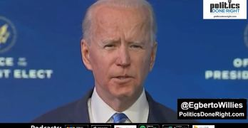 President-Elect Joe Biden addresses the nation on his COVID-19 stimulus plan