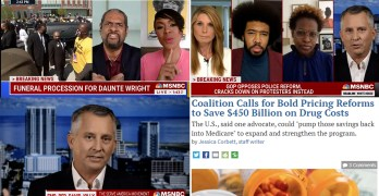 Blaming Daunte Wright Really Saving $450 Billion on Drug costs, BLM under attack