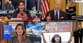 Biden Ruhle- Want workers, pay them. Biden comes out swinging on jobs report. Tur slams US family leave